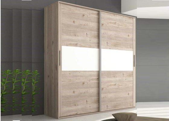 armario dos puertas corredera y banda blanca 560x400 2