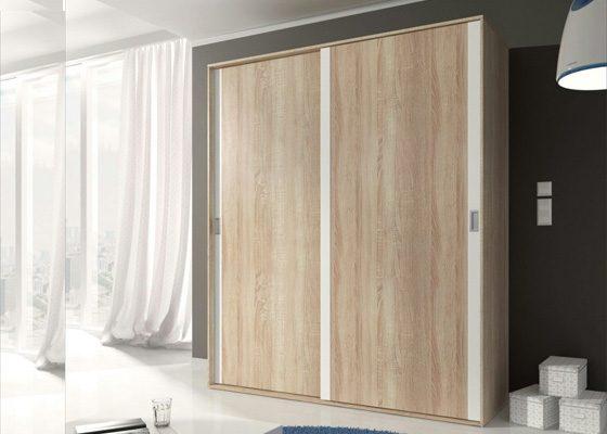 Armarios baratos muebles a buen precio arcomuebles - Armarios de puertas correderas precios ...