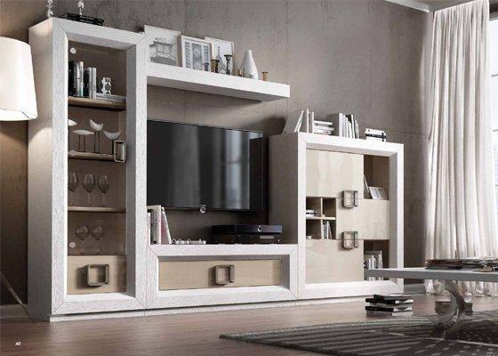 mueble de salon coleccion lienzo 11