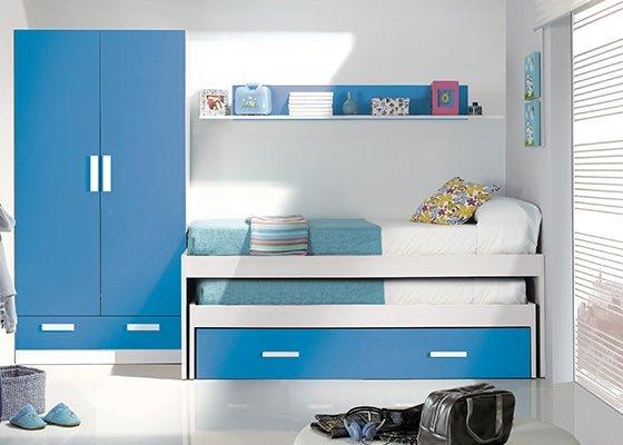 cama compacta barata 2