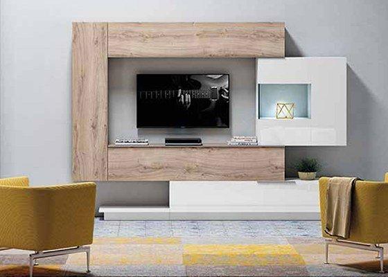 mueble de salon moderno coleccion future 44