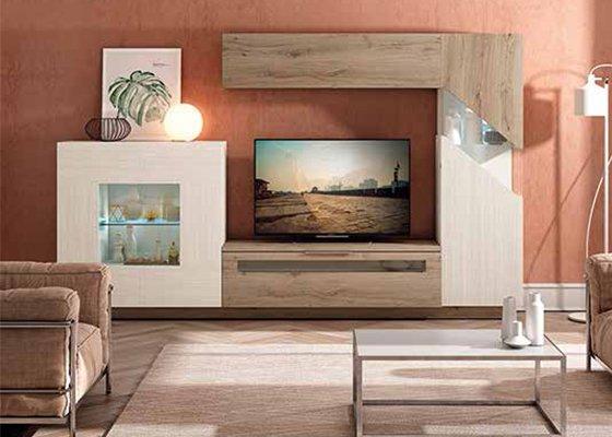 mueble de salon moderno coleccion future 54