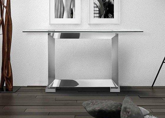 Mesa auxiliar de salon CONSOLA MOMA 01