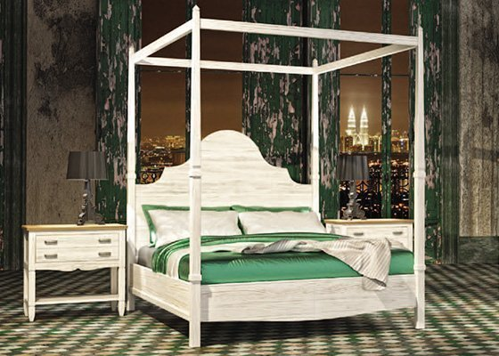 dormitorio coleccion SIX 15