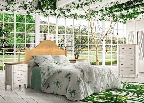 dormitorio coleccion SIX 18