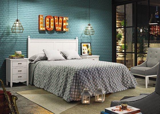 dormitorio coleccion SIX 24
