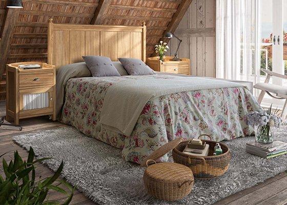 dormitorio coleccion SIX 45