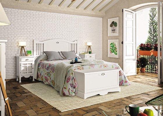 dormitorio coleccion SIX 65