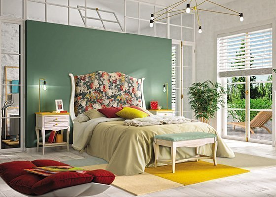 dormitorio coleccion SIX 70