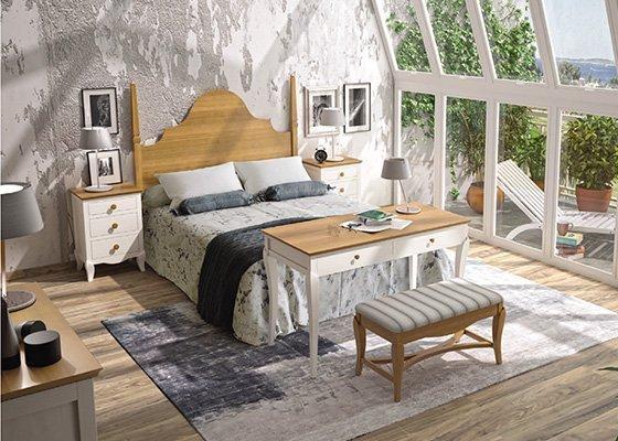 dormitorio coleccion SIX 75