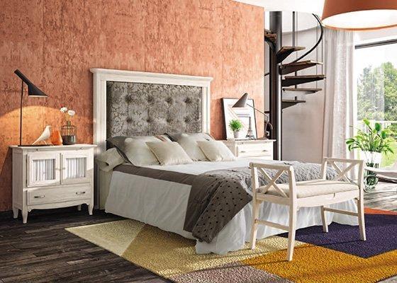 dormitorio coleccion SIX 81