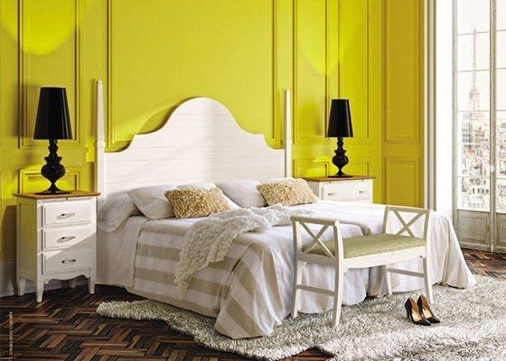 dormitorio coleccion SIX 87