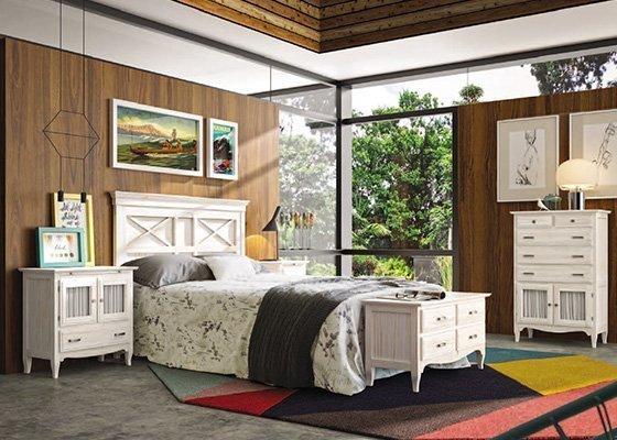 dormitorio coleccion SIX 88