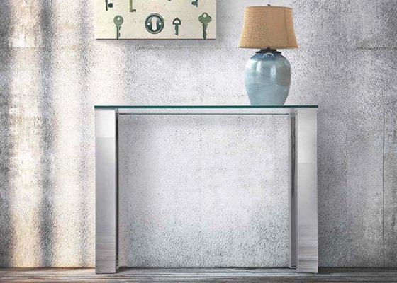 mesa auxiliar de salon CONSOLA BAMBOO PLUS 01