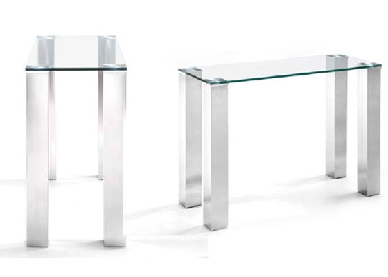 mesa auxiliar de salon CONSOLA BAMBOO PLUS 02