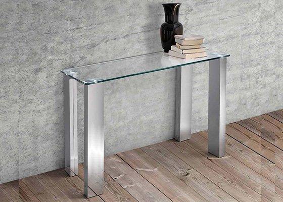 mesa auxiliar de salon CONSOLA ECO DITA 01