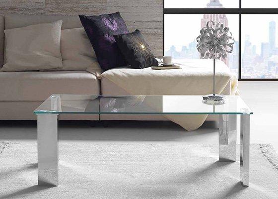 mesa auxiliar de salon CONSOLA ECO IRINA 01