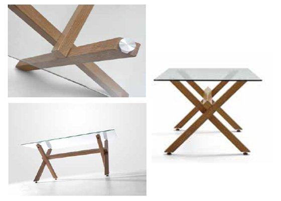 mesa de centro de salon BRASILIA 02