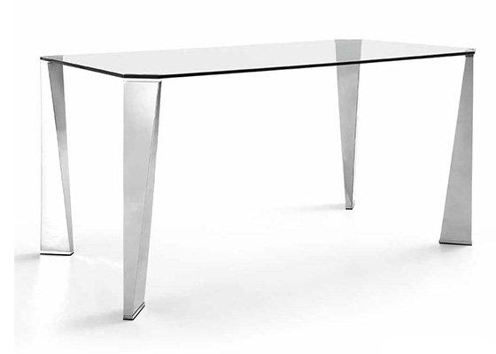 mesa de cristal KATANA 01