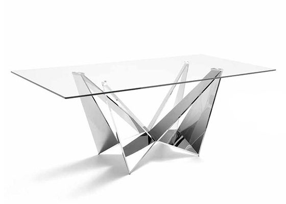 mesa de cristal KROMA 01