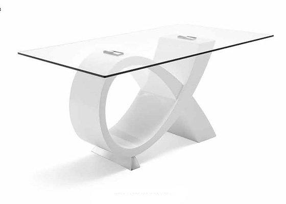 mesa de cristal LAZOS 01
