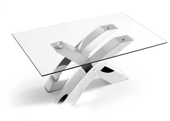 mesa de cristal LOGAN 02