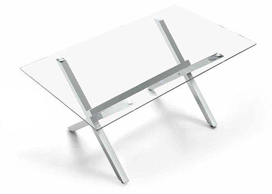 mesa de cristal MAX 01