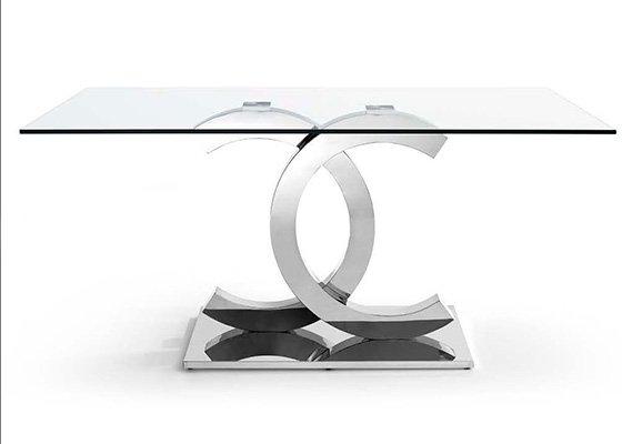 mesa de cristal NEW MANHATTAN 01