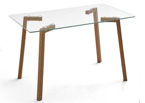 mesa de cristal NINO 01