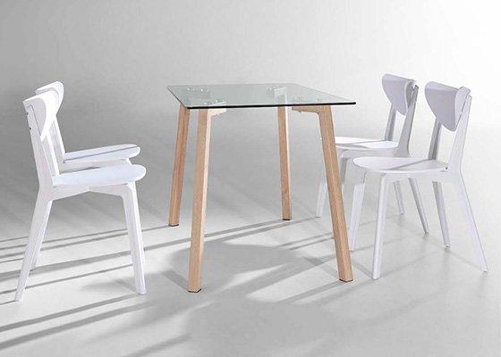 mesa de cristal NINO 03