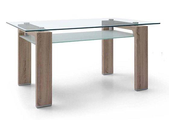 mesa de cristal WILLY 01