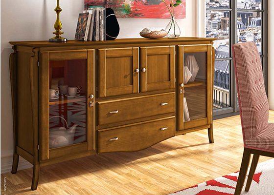 muebles de comedor coleccion SIX 101