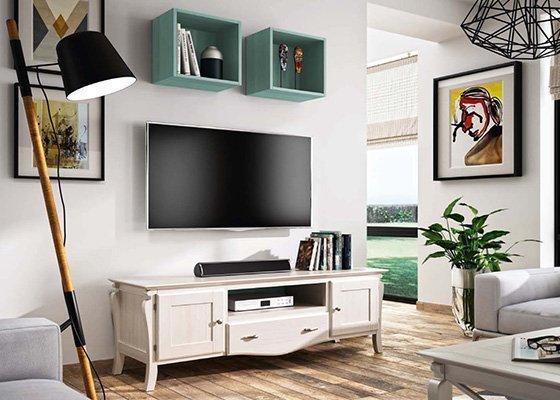 muebles de comedor coleccion SIX 106