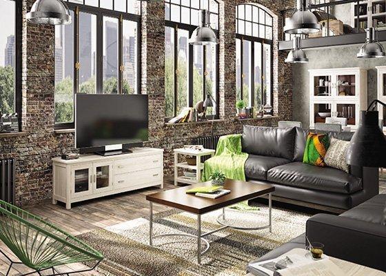 muebles de comedor coleccion SIX 14