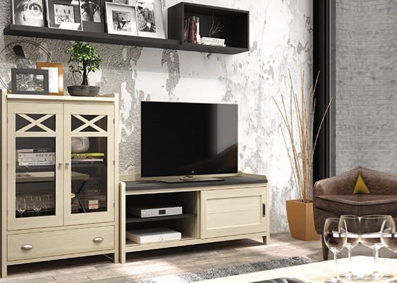 muebles de comedor coleccion SIX 44