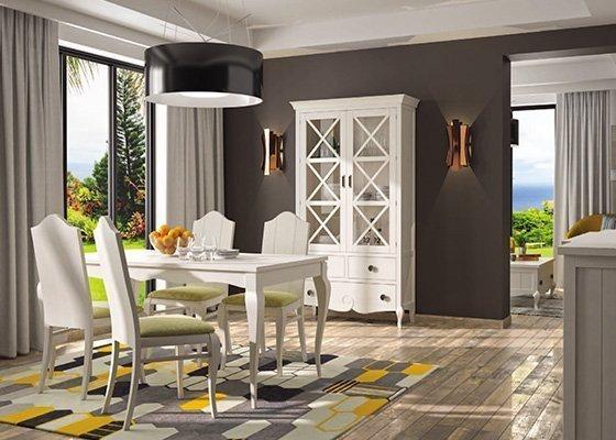 muebles de comedor coleccion SIX 62
