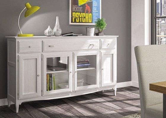 muebles de comedor coleccion SIX 85