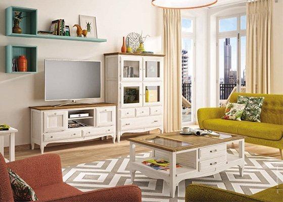 muebles de comedor coleccion SIX 95