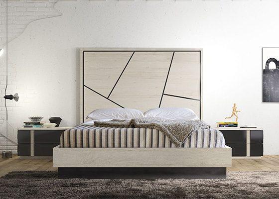 mueble de dormitorio de matrimonio coleccion EOS 01