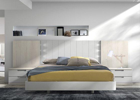 mueble de dormitorio de matrimonio coleccion EOS 02