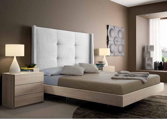 mueble de dormitorio de matrimonio coleccion EOS 04