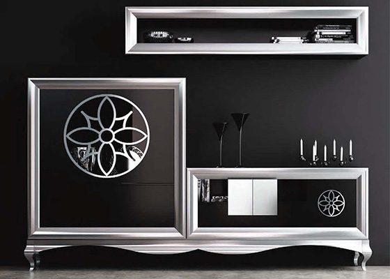 muebles de salon coleccion LUZEN 02