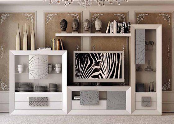 muebles de salon coleccion LUZEN 105
