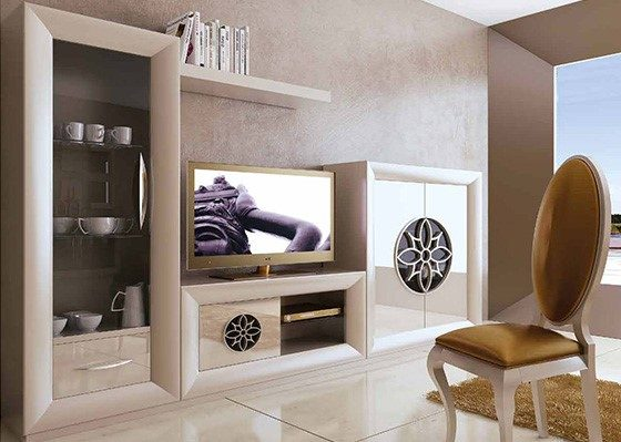 muebles de salon coleccion LUZEN 70