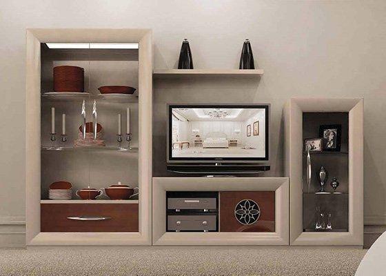 muebles de salon coleccion LUZEN 73