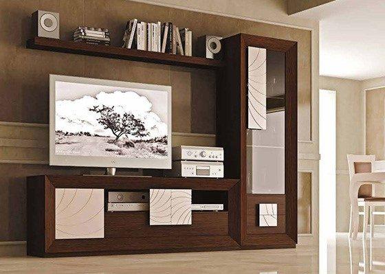 muebles de salon coleccion LUZEN 97