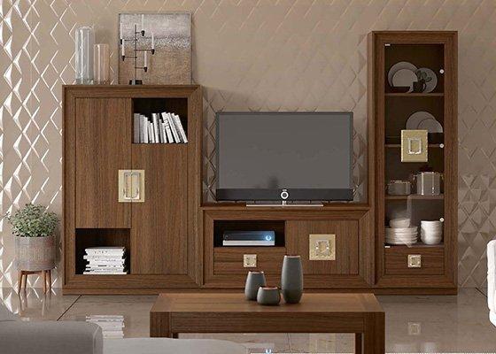 mueble de SALON coleccion kuma 05