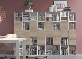 mueble de salon coleccion MASUR 68